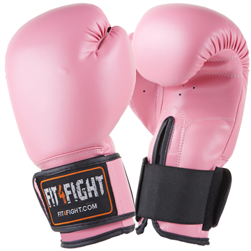 Fit4fight Boksehandsker Pink