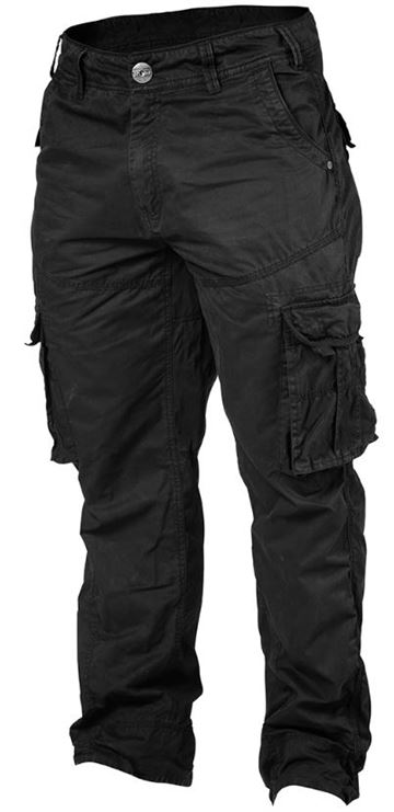 GASP Cargo Pocket Pant Sort