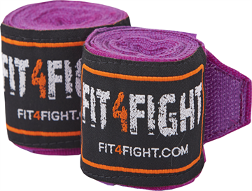 Fit4fight-Håndbind Elastik 2,5 meter
