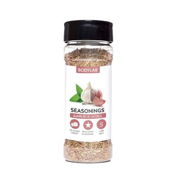 Bodylab Seasonings Garlic & Herbs