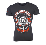 "Joya T shirt ""FIGHTWEAR"" Black"