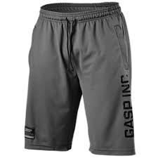 Gasp No. 89 Mesh Shorts - Grå