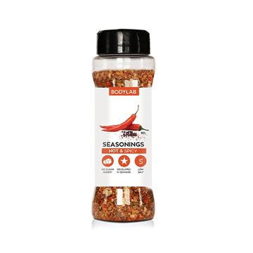 Bodylab Seasonings Hot & Spicy