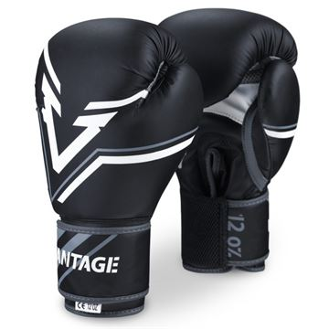 Vantage Boxing Gloves Combat Elastic Sort